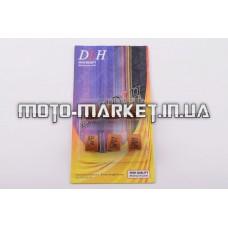 Ролики вариатора   4T GY6 125/150   18*14   12,5г   DLH