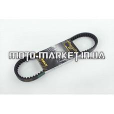Ремень вариатора   750 * 16,8   Yamaha BWS, CHAMP   MEGAZIP