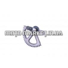 Сектор заводной (полумесяц)   Suzuki AD50   EVO