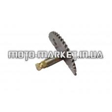 Сектор заводной (полумесяц)   Honda TACT AF16   EVO