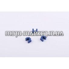 Скользители (слайдеры)   2T Stels 50   (тюнинг, синие)