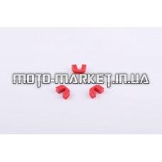 Скользители (слайдеры)   Suzuki AD100   (тюнинг, красные)