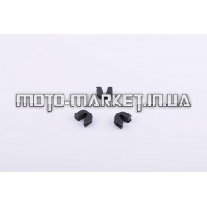 Скользители (слайдеры)   Suzuki AD50   (черные)