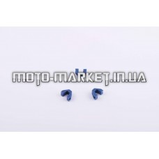 Скользители (слайдеры)   4T GY6 50   (тюнинг, синие)