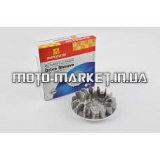 Щека вариатора неподвижная   Suzuki AD100   (алюминий)   DONXIN
