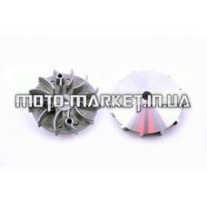 Щека вариатора неподвижная   4T GY6 125   EVO