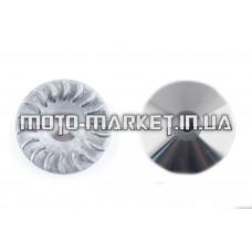 Щека вариатора неподвижная   Honda LEAD 100   (алюминий)   KOK