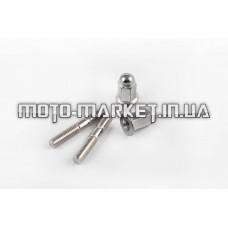 Шпильки глушителя   4T GY6 50   FLASH-249   (+гайки)