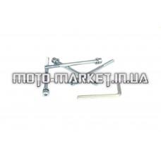 Шпильки цилиндра (4шт)   4T GY6 50   (96x6mm +ключ шестигранник)   SHUK