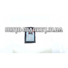 Чехол сиденья   Honda DIO AF18/25   (кожвинил, кант, надпись HONDA) (EURO)   IGR
