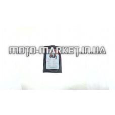 Чехол сиденья   Honda DIO AF62   (кожвинил, кант, надпись HONDA) (EURO)   IGR