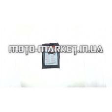 Чехол сиденья   Honda TACT AF24   (кожвинил, кант, надпись HONDA) (EURO)   IGR