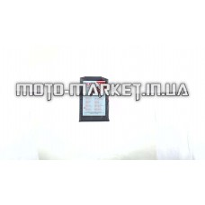 Чехол сиденья   Honda TACT AF51   (кожвинил, кант, надпись HONDA) (EURO)   IGR