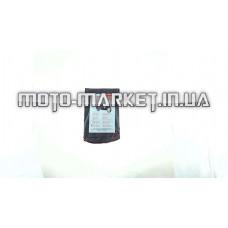 Чехол сиденья   Honda LEAD AF20   (кожвинил, кант, надпись HONDA) (EURO)   IGR