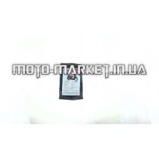 Чехол сиденья   Yamaha JOG 3KJ   (кожвинил, кант, надпись YAMAHA) (EURO)   IGR