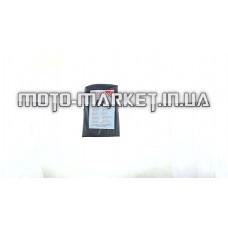 Чехол сиденья   Yamaha JOG SA 36J/39J   (кожвинил, кант, надпись HONDA) (EURO)   IGR