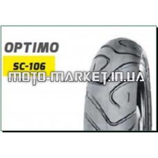 Мотошина   120/70 -12   TL (SC-106  TL  DELITIRE,бескамерная)   LTK