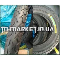 Велосипедная шина   12 * 1/2 * 2 1/4   (62-203)   (широкая SUPER Е-type, Стрелка)   LTK