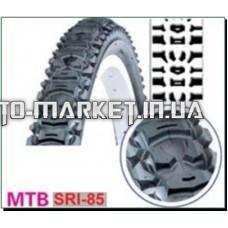 Велосипедная шина   16 * 2,00   (SRI-85)   DSI-Шри Ланка   (#LTK)