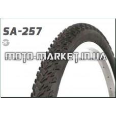 Велосипедная шина   26 * 1,95   (SA-257)   Delitire-Индонезия   (#LTK)