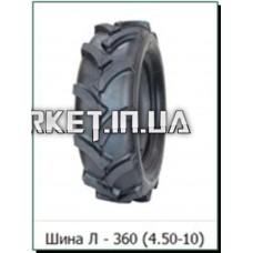 Шина   4,00 -10   TT (М/блок, Шершавая, Уголок)   LTK