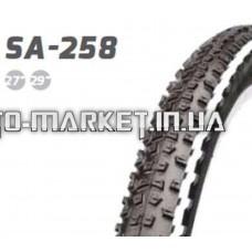 Велосипедная шина   27,5 * 2,25   (SA-258  STICKER с этикеткой)   (Delitire - Индонезия)   LTK