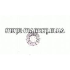 Щека вариатора неподвижная   Honda DIO   (алюминиевая)   EVO