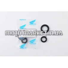 Сальники (набор)   Suzuki AD100   2шт   (25*37*6, 17*27*6)   HND