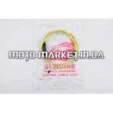 Трос газа   Yamaha JOG MINT   (уп.1шт, желтый)