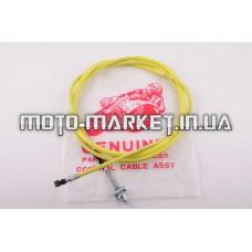 Трос заднего тормоза   4T GY6 125/150   (2015mm, уп.1шт, желтый)