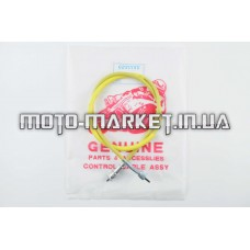 Трос спидометра   Suzuki AD50   (диск)   (уп.1шт, желтый)
