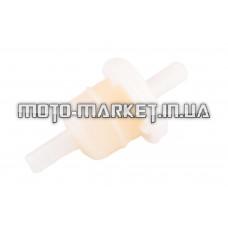 Фильтр топливный   цилиндрический с бумажным элементом   (№107)   XKS