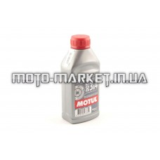 Тормозная жидкость   DOT 3/4   (500мл)   MOTUL   (#102718)