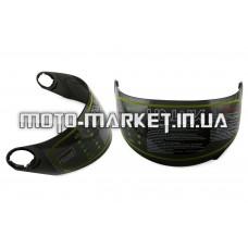 Стекло (визор) шлема-интеграла   (тонированное)   O`SHOW