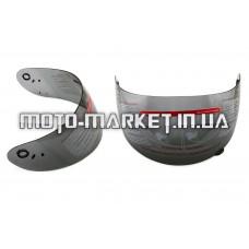 Стекло (визор) шлема-интеграла   (тонированное)   BULLIT