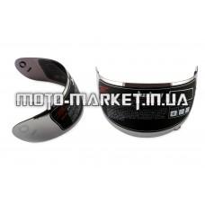 Стекло (визор) шлема-интеграла   (зеркальное)   JEIKAI