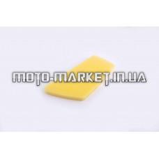 Элемент воздушного фильтра   Honda TACT AF09   (поролон с пропиткой)   (желтый)   AS