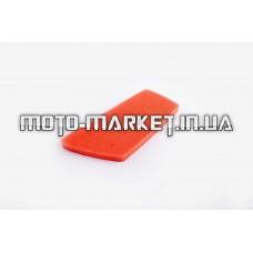 Элемент воздушного фильтра   Honda TACT AF09   (поролон с пропиткой)   (красный)   AS