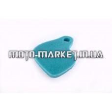 Элемент воздушного фильтра   Yamaha CHAMP   (поролон с пропиткой)   (зеленый)   AS