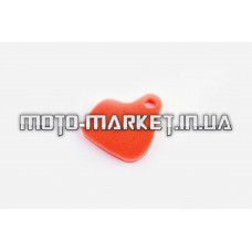 Элемент воздушного фильтра   Yamaha CHAMP   (поролон с пропиткой)   (красный)   AS