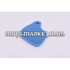 Элемент воздушного фильтра   Yamaha CHAMP   (поролон с пропиткой)   (синий)   AS
