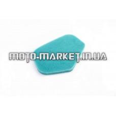 Элемент воздушного фильтра   Yamaha APRIO   (поролон с пропиткой)   (зеленый)   AS
