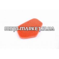 Элемент воздушного фильтра   Yamaha APRIO   (поролон с пропиткой)   (красный)   AS