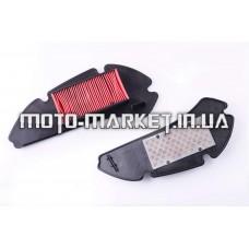 Элемент воздушного фильтра   Honda SH125/150   (бумажная гармошка в пластике)   KM