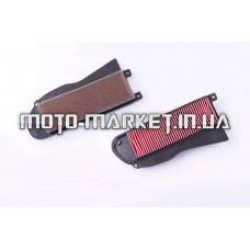 Элемент воздушного фильтра   4T GY6 125/150   KYMCO   (бумажная гармошка в пластике)   KM