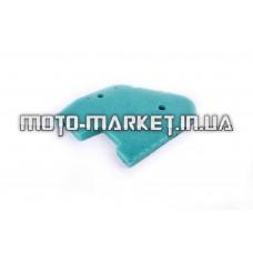Элемент воздушного фильтра   Yamaha BWS   (поролон с пропиткой)   (зеленый)   AS