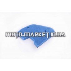 Элемент воздушного фильтра   Yamaha BWS   (поролон с пропиткой)   (синий)   AS