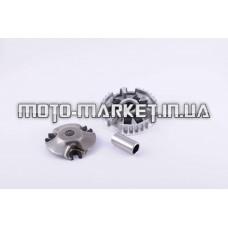 Вариатор передний   Yamaha BWS 100   (палец)   DONGXIN
