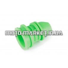 Патрубок воздушного фильтра   Honda DIO AF18/27   (зеленый)   KOMATCU