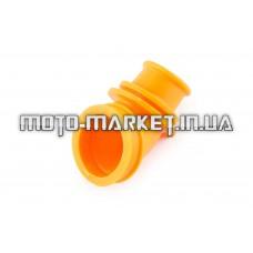 Патрубок воздушного фильтра   Suzuki LETS   (желтый)   KOMATCU